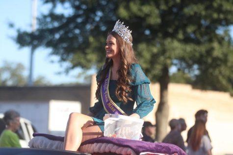 Alexis Rudder, 11, Arkansas Regal Teen Miss 2021