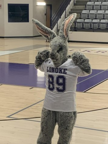 The Mascot is Back!